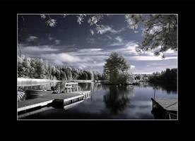 Silent Lake by Basement127