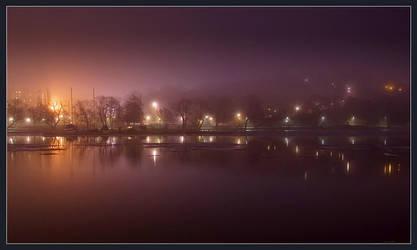 Purple Haze by Basement127