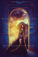The Queen by Wesley-Souza