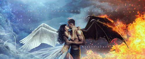 A Different Lover is not a Sin by Wesley-Souza