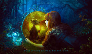 Meu Espelho Preferido by Wesley-Souza