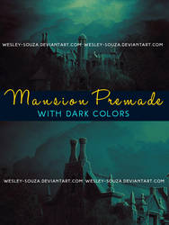 Mansion Premade - Version 2 by Wesley-Souza