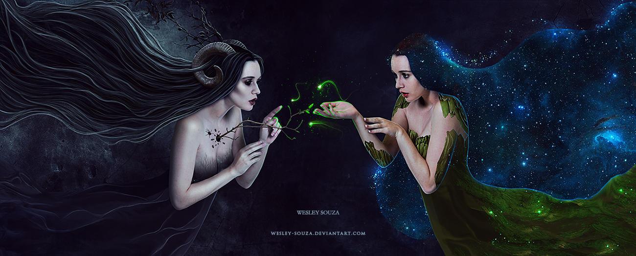 Give Me Life by Wesley-Souza