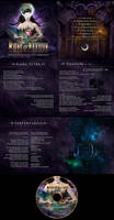 Ruins of Elysium - CD Cover by Wesley-Souza