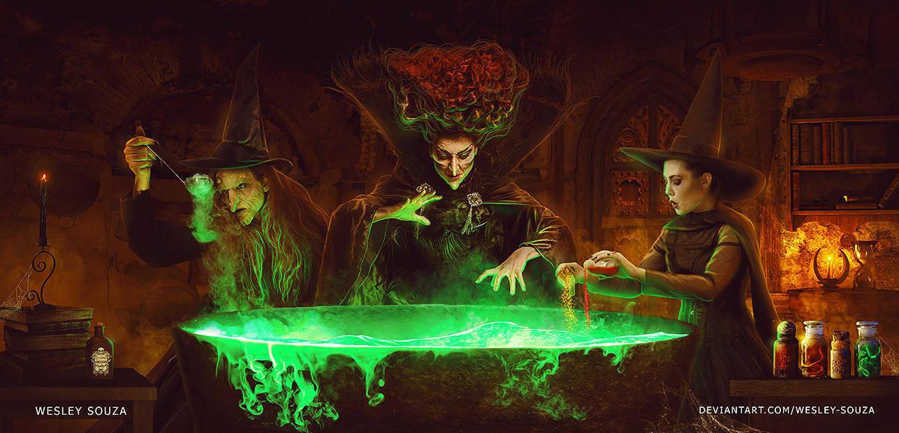 Abracadabra by Wesley-Souza