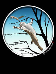 Parkour Bobcat Circle by tobys-brain