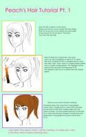 Tutorial for Hair pt 1 by peach-a-boo