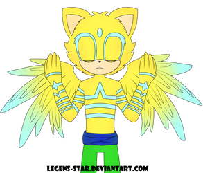AT. archer the angel by Legend-Star