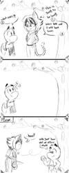 Archery Lesson part 2 by Legend-Star