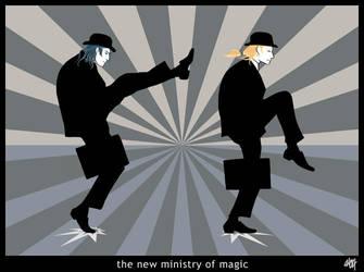 the new ministry of magic - ls by liquidscissors