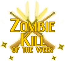 Zombie Kill of the Week by Internet-Ninja