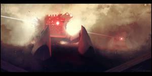Collosus speedpaint by Morporg