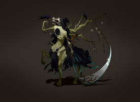 Four Horsemen of Apocalypse - Death by Arturbs