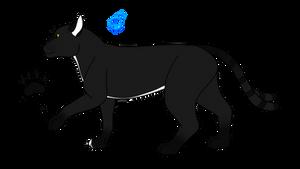 Flinttail by horse14t
