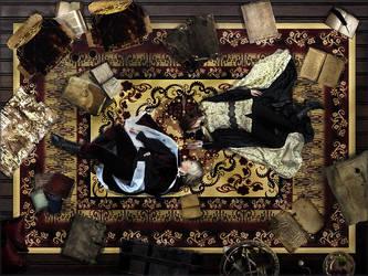 Grindeldore - Carpe Diem by Yvyne