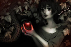 The apple by MaGLIL