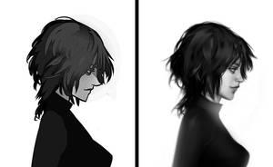 Shadow/Zel Redo by MaGLIL