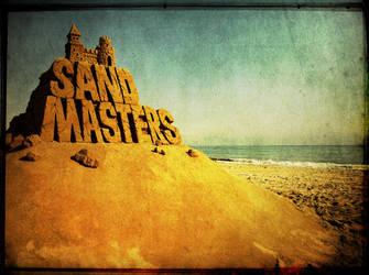 SAND MASTERS by Suzuko42