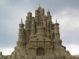Sand Castle by Suzuko42