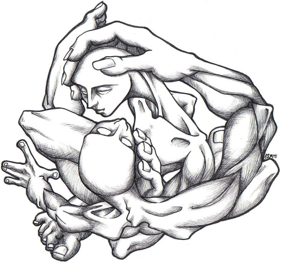 Lovers Embrace by Suzuko42