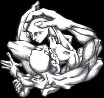 lovers embrace 2 by Suzuko42