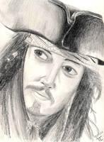 Johny Depp by TomGonets