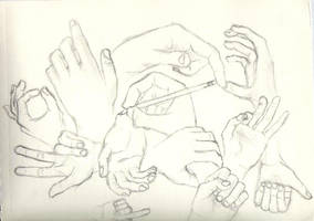 hands by TomGonets