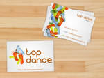 Logo TopDance by TomGonets