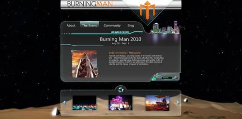 BurningMan2010 by TomGonets