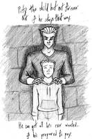 Pity The Child 13 by BlazeRocket