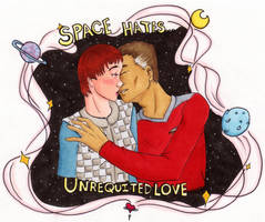 Space Hates Unrequited Love by BlazeRocket