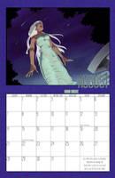 2011 Calendar - August by BlazeRocket