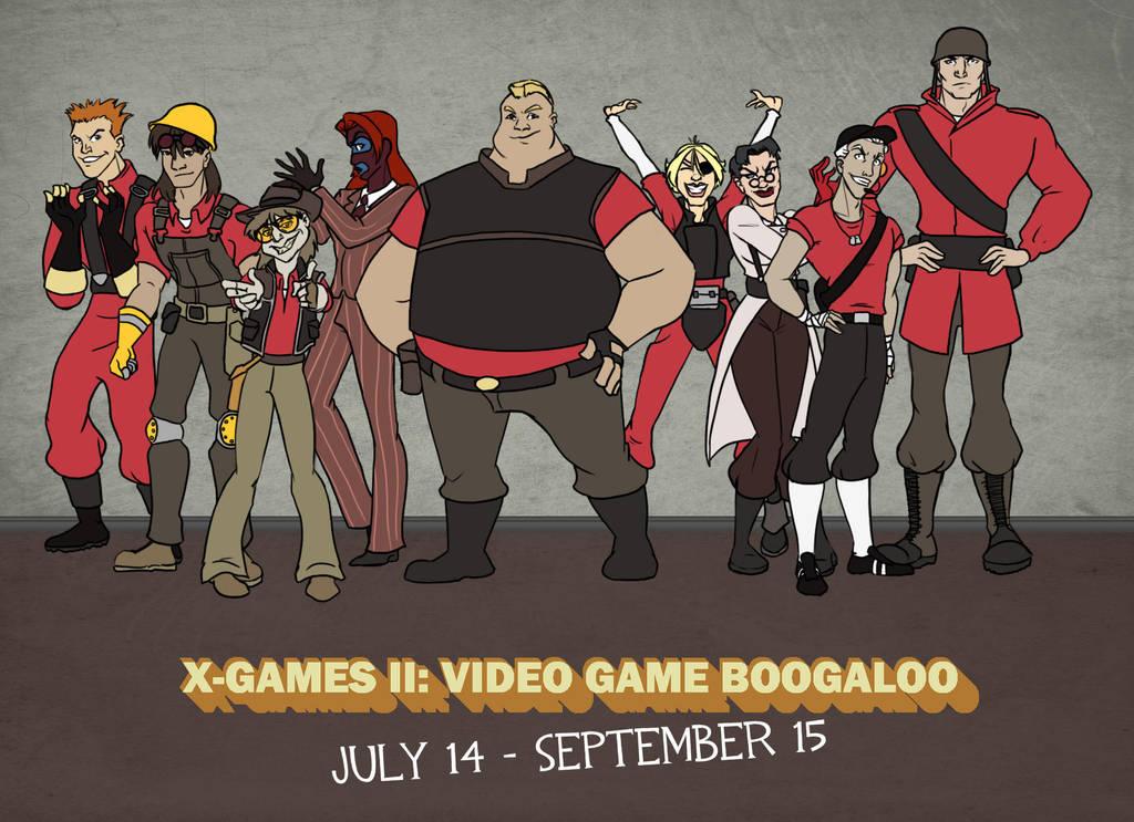 CONTEST: X-GAMES II by BlazeRocket