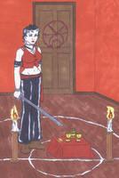 Wanda's Ritual by BlazeRocket