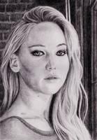 Jennifer Lawrence by 220kruger
