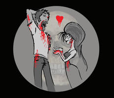 Zombie Love by A-New-Power