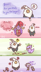 Bard joins the League! by wivimon