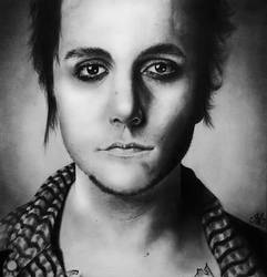 Synyster Gates, Avenged Sevenfold by Linnantah