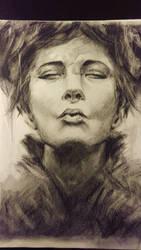 Practice drawing. by akarudsan