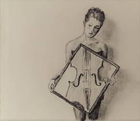 Body like violine by akarudsan