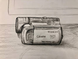 My Old Camera by akarudsan