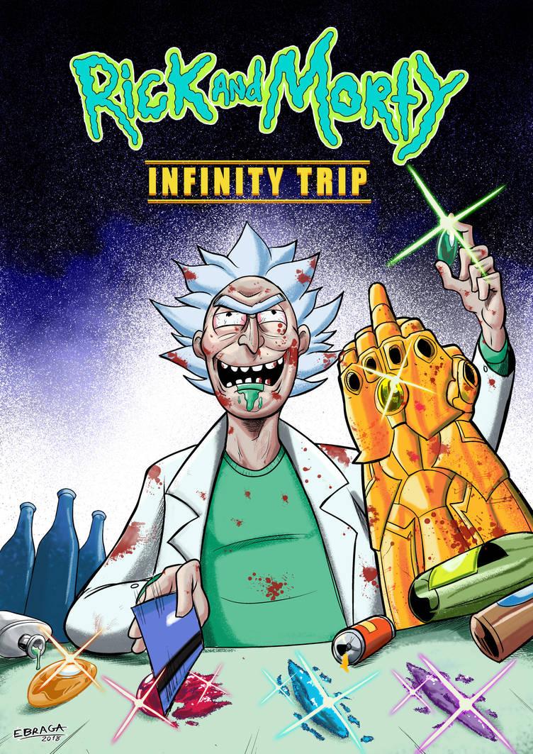 The Infinity Trip! by EmanuelBraga