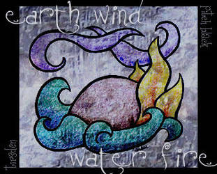 Earth Wind Water Fire by tirsden