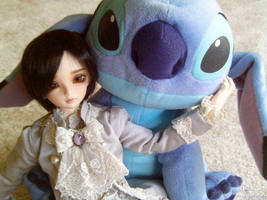 :. luka and stitch .: by tirsden