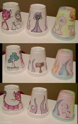 PT Rehab Styrofoam Cup Art 2 by tirsden
