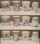 PT Rehab Styrofoam Cup Art 4 by tirsden