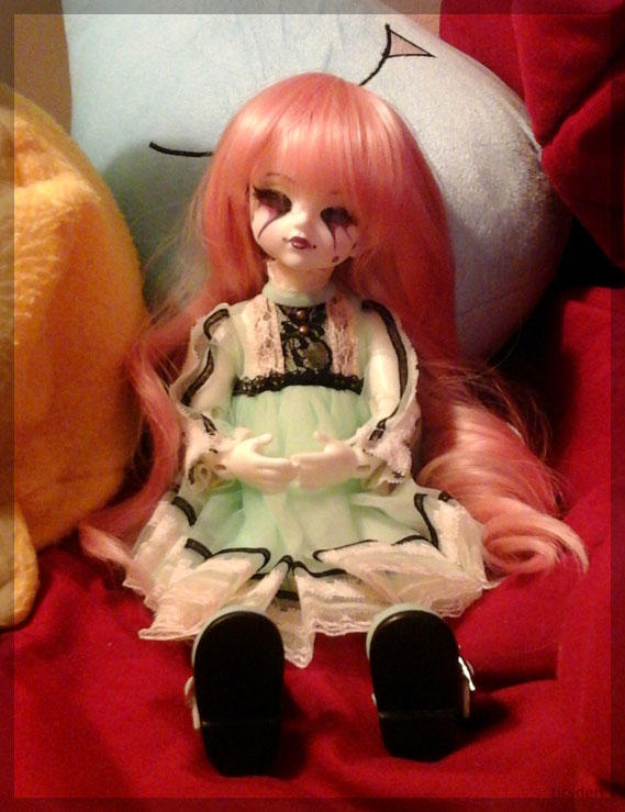 Migidoll Ruby says hello by tirsden