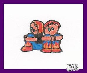 d00mhammer's twins by tirsden