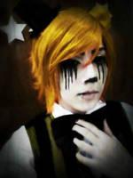 Golden Freddy cosplay by HazyCosplayer