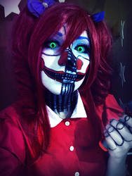 Welcome to the circus of dead - Baby cosplay by HazyCosplayer